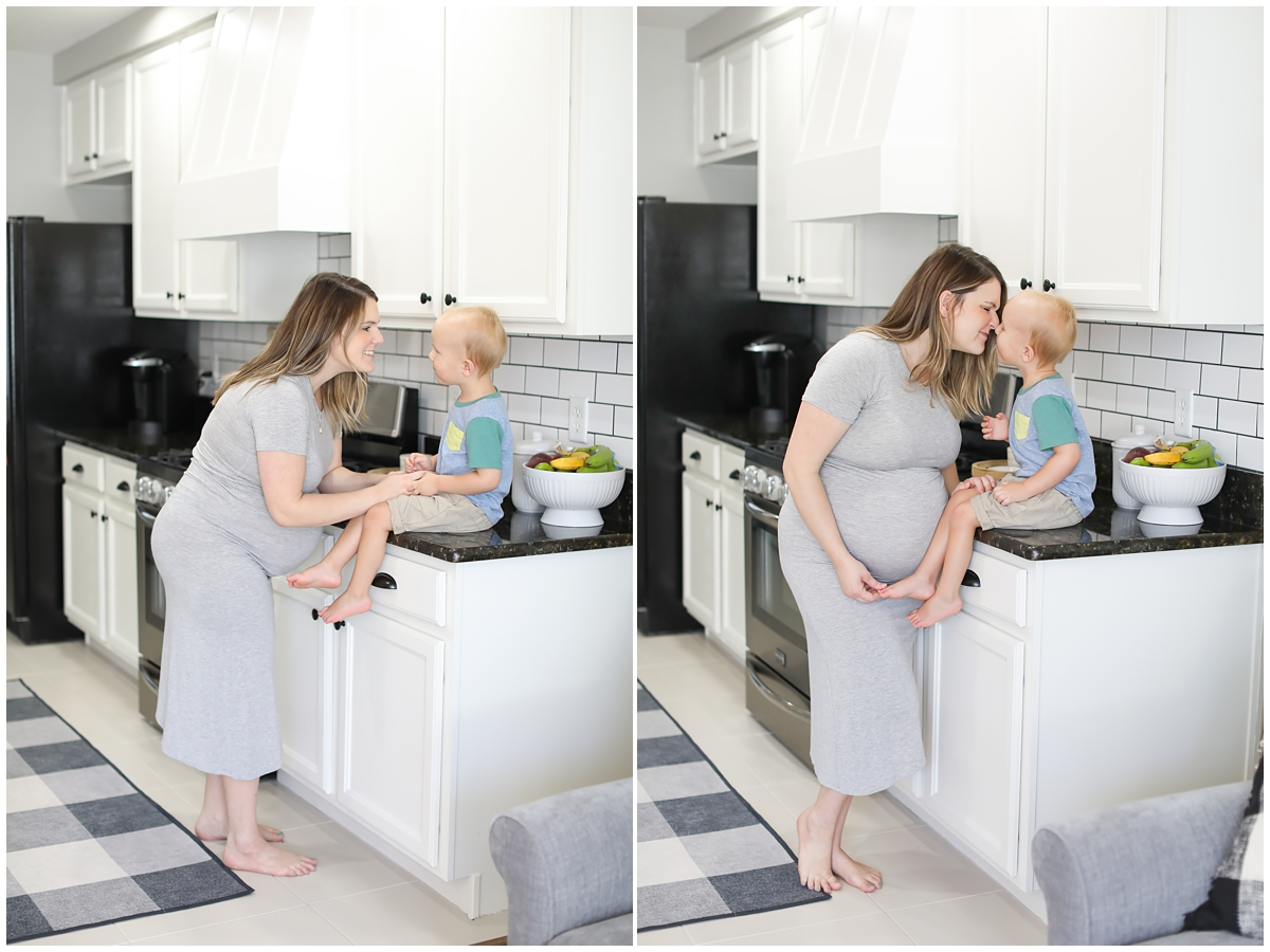 Tampa lifestyle maternity photographer