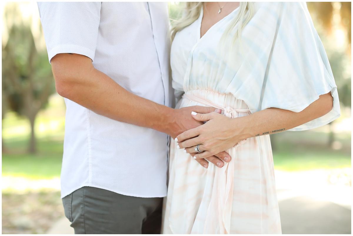 Maternity photographer Tampa Westchase