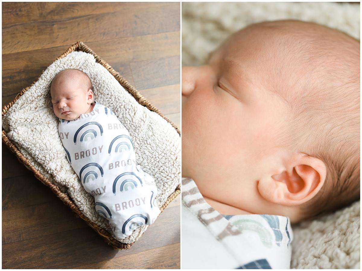 Caden Lane Baby newborn swaddle