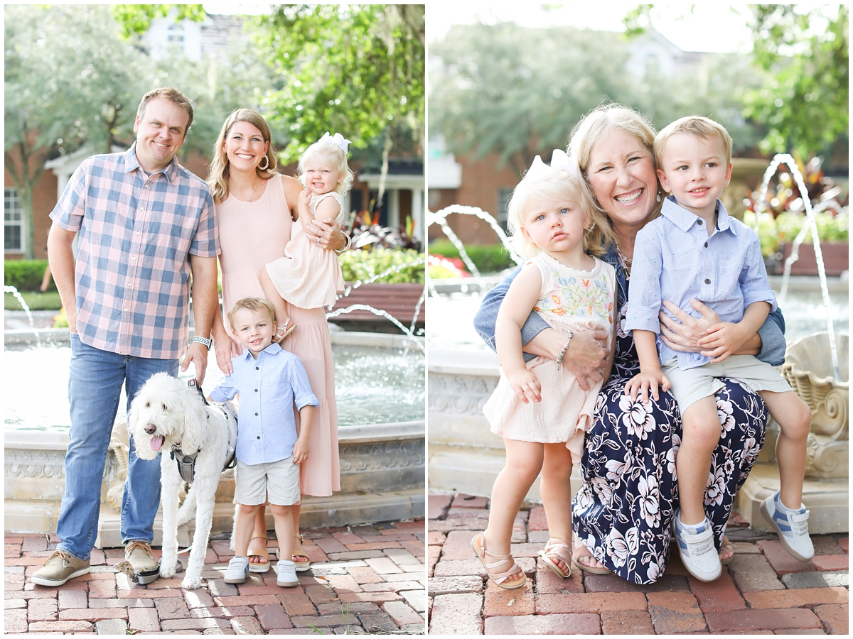 Tampa Westchase Family photography