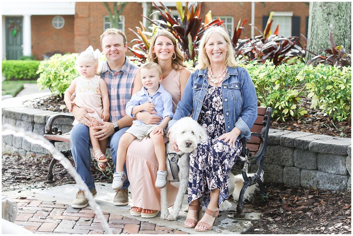 Westchase Highland Park family photos